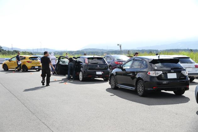 ドライビングスクールに潜入取材!「ヨコハマ&プロスペック サマードライビングパーク2015」