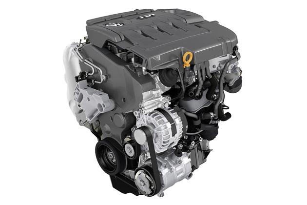 VW 135キロワット/ 184馬力と2.0 TDIエンジン(EA 288)