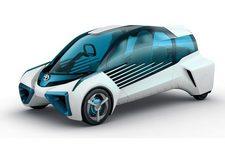 """トヨタ「FCV PLUS」を『東京モーターショー2015』で世界初公開!「エコカーから""""エネカー""""へ」"""