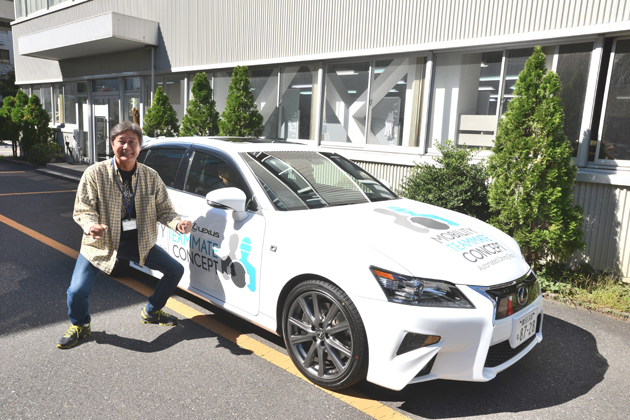【試乗】トヨタの自動運転「Mobility Teammate Concept」を体験してきた