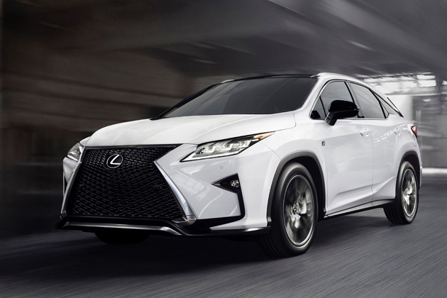 LEXUS、新型「RX」を東京モーターショー2015で日本初公開
