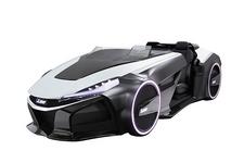 三菱電機、次世代運転支援技術を搭載したコンセプトカー『EMIRAI3 xDAS』を東京モーターショー2015に出展