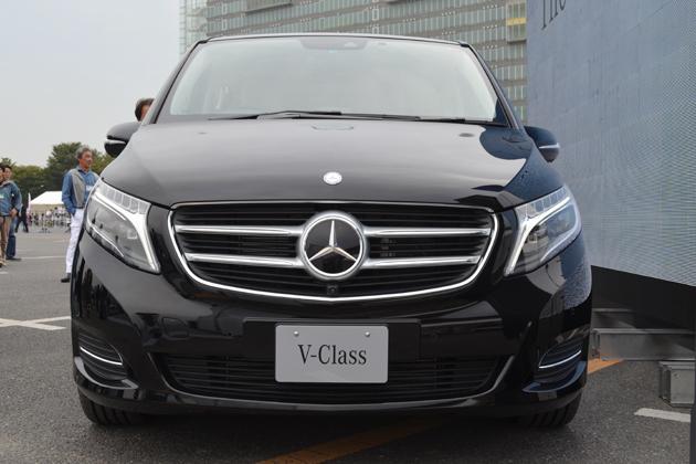 メルセデス・ベンツ 新型Vクラス