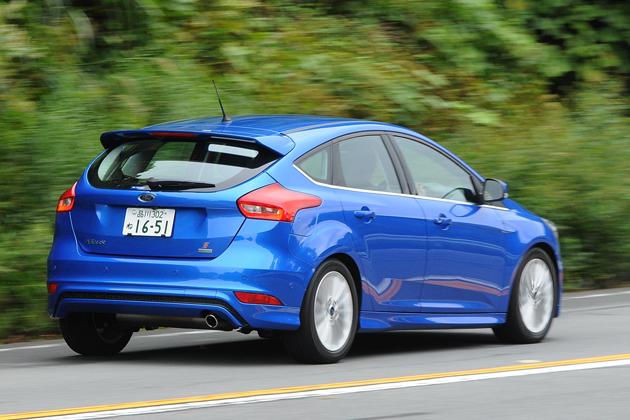 フォードが推し進めるダウンサイジング戦略の真価とは/フォード 新型 フォーカス 試乗レポート