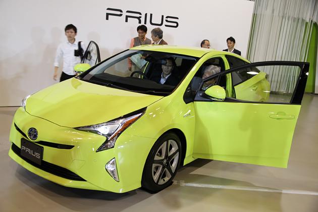 """燃費「40km/L」の新型プリウス、TNGA採用で価格""""据え置き""""か"""