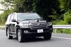 トヨタ 新型ランドクルーザー(200系・ZX)試乗レポート/2015年マイナーチェンジモデル