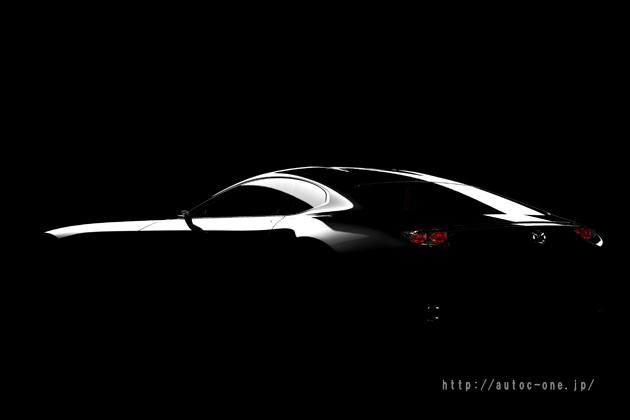マツダ スポーツカーコンセプト TMS2015出展車両