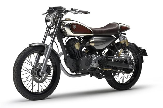 ヤマハ、バイクや電動自転車など6モデルを東京モーターショーでワールドプレミア