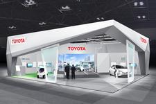 トヨタ、「SMART MOBILITY CITY 2015」で運転支援システム「ITS Connect」等を出展
