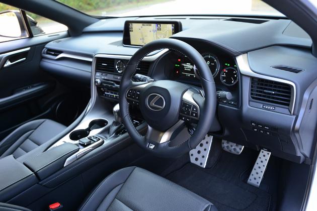 レクサス RX200t F SPORT