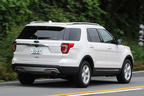 フォード 新型 エクスプローラー XLT 2.3 EcoBoost[FF] 試乗レポート/金子浩久