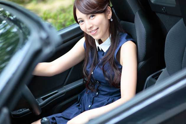 「白渚 悠」×ホンダ S660