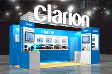 クラリオン、ドイツで注目を集めた車載用フルデジタルサウンドシステムを東京モーターショー2015に展示