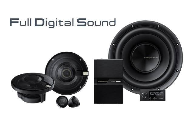 フルデジタルサウンドシステム