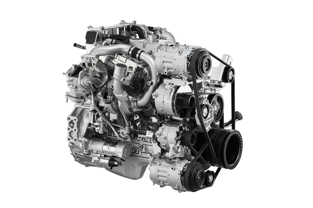 4HK1-TCSディーゼルエンジン