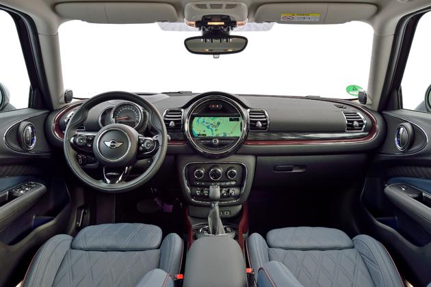新型 MINI Cooper S Clubman(ミニ クーパーS クラブマン) 海外試乗レポート/竹岡圭