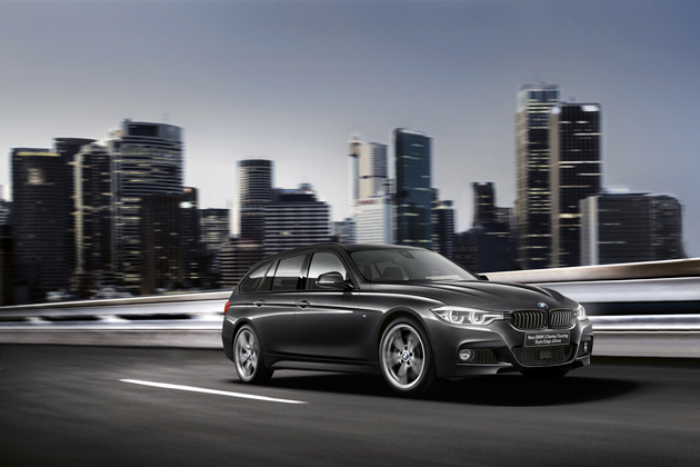 BMW 3シリーズ Style Edge xDrive