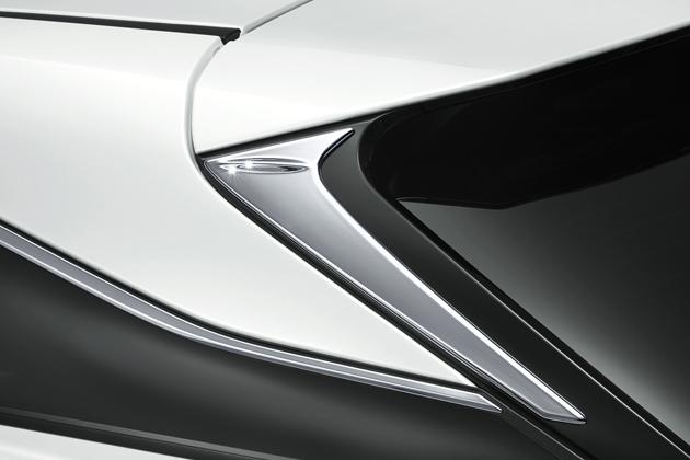レクサス RX(モデリスタパーツ装着車)