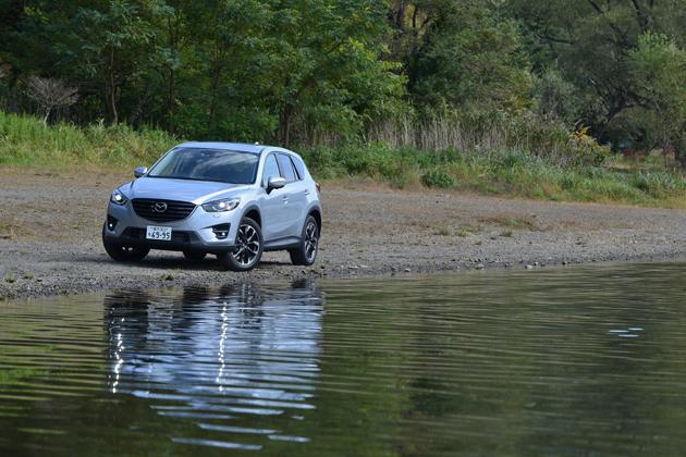 シーズン直前チェック! 実は4WD技術も凄かった、マツダのディーゼル&AWDの魅力
