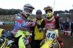 スズキ、「全日本モトクロス選手権」で2015年の年間チャンピオンを獲得