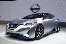 日産、自動運転を具現化した「ニッサンIDSコンセプト」を世界初公開!【TMS2015】