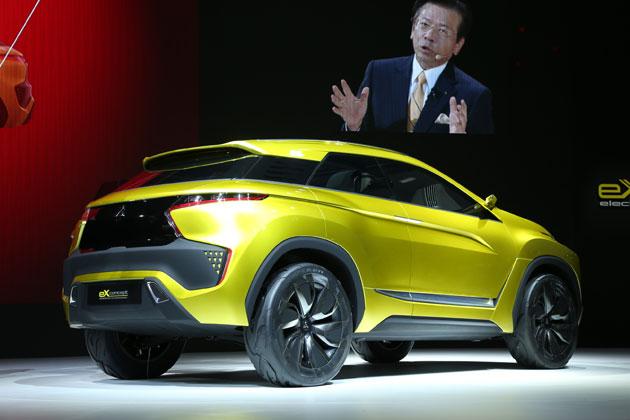 三菱「eX Concept」