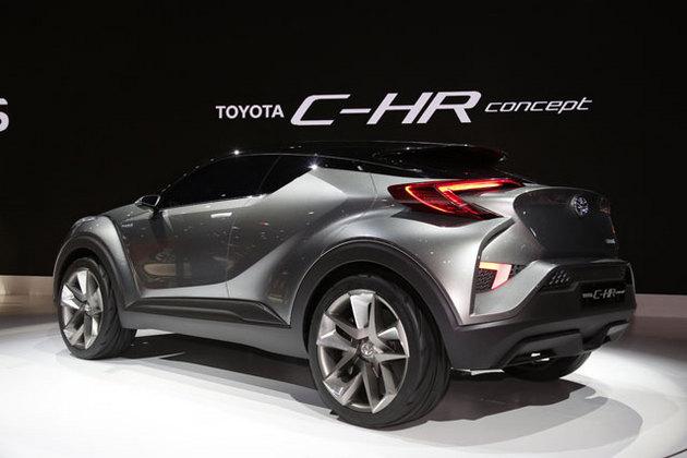 トヨタ CH-Rコンセプト