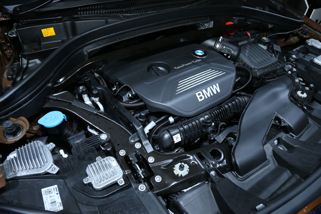 BMW 新型 X1