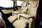 モデリスタ アルファード・ヴェルファイア、リア2席の超VIP仕様車を発売