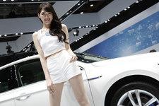 美脚美女降臨!『東京モーターショー2015』コンパニオン写真58枚
