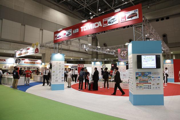 東京モーターショー2015 トミカブース