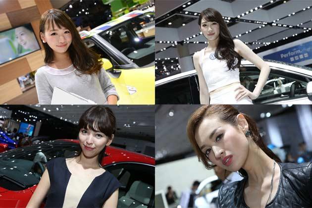 編集部厳選!美人コンパニオン特集『東京モーターショー2015』