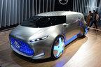 メルセデス・ベンツが提唱する未来の車「VisionTokyo」が世界初公開!【TMS2015】