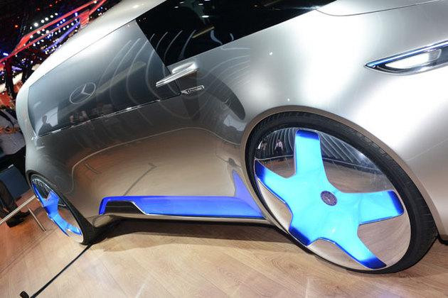メルセデス・ベンツ 「F105 Luxury in Motion」