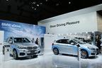 BMW、プラグインハイブリッドモデル「330e」「225xe」の2台を日本初公開!【TMS2015】