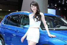【TMS2015/美女ファイル02】黒田瑞貴ちゃん「天使現る!色白の長身美人」