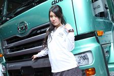 UDトラックス、スマートロジスティクスの実現のために【TMS2015】