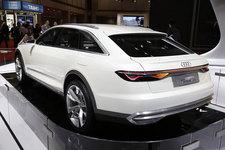 次期モデルの姿が見え隠れ!?「Audi prologue allroad」(アウディ プロローグ オールロード/コンセプトカー)【TMS2015】