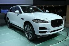 ジャガー初のクロスオーバーSUV、日本初登場「Jaguar F-Pace(エフ・ペース)」【TMS2015】