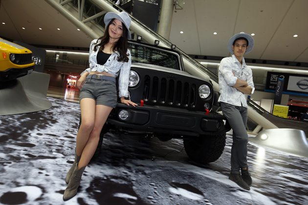 【TMS2015】Jeep ルビコン