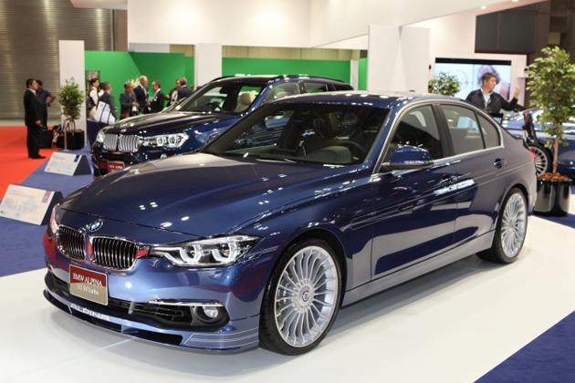 BMW ALPINA B3 ビ・ターボ リムジン
