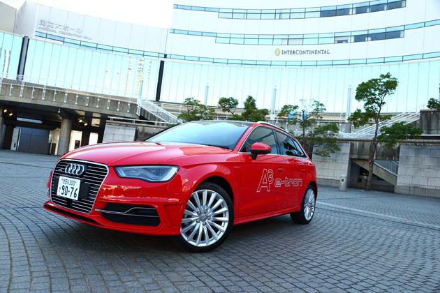 高いモーター性能が抜群の加速力を生み出す!アウディ初の市販PHVモデル『A3スポーツバックe-tron』試乗レポート