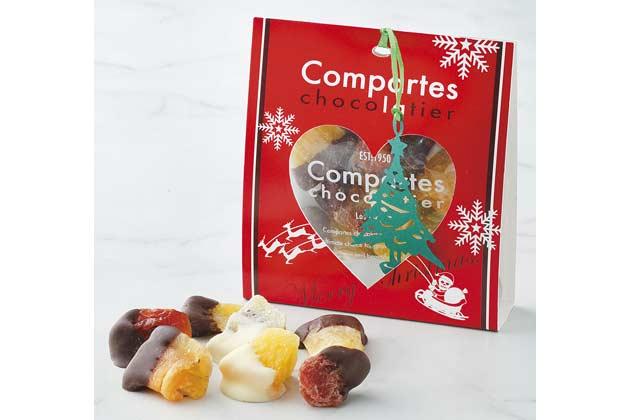 「コンパーテス ショコラティエ」のチョコレート
