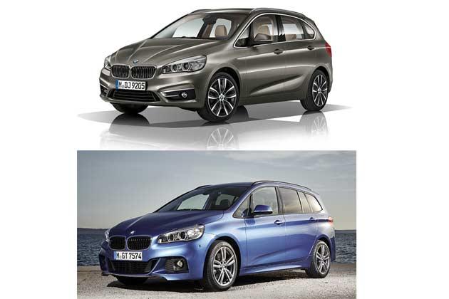 BMW「2シリーズ アクティブ ツアラー/グラン ツアラー」