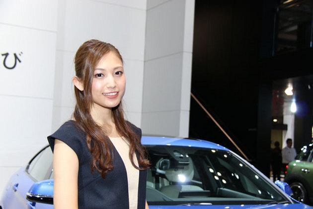 【TMS2015/美女ファイル05】市原彩花ちゃん「気品溢れるモデル系美女」