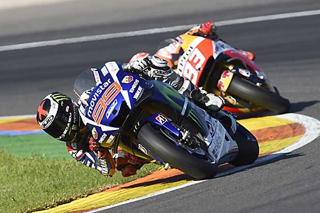 ホルヘ・ロレンソ/MotoGP最終戦 バレンシアGP