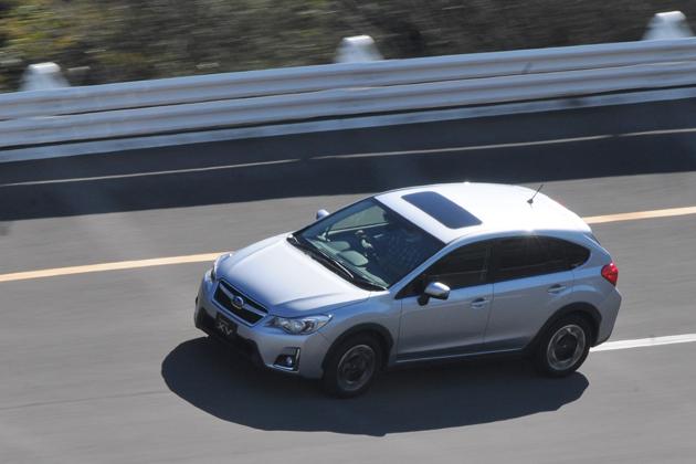 スバルの人気SUVがEyeSightなど充実でさらに魅力的に!「XV」試乗レポート