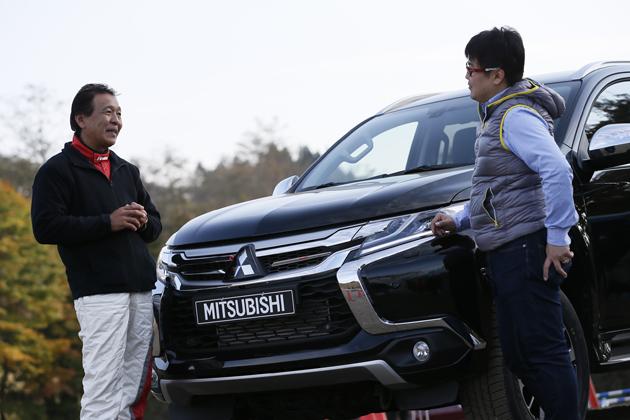 三菱 パジェロスポーツ(日本未導入・タイ三菱生産モデル) 試乗レポート/山本シンヤ