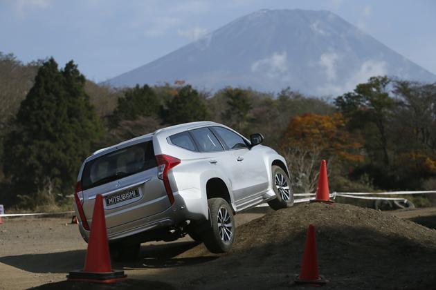 日本にない日本車を本格オフロードで試す!/三菱 パジェロスポーツ[タイ三菱] 試乗レポート