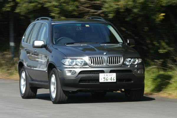 BMW X5 試乗レポート